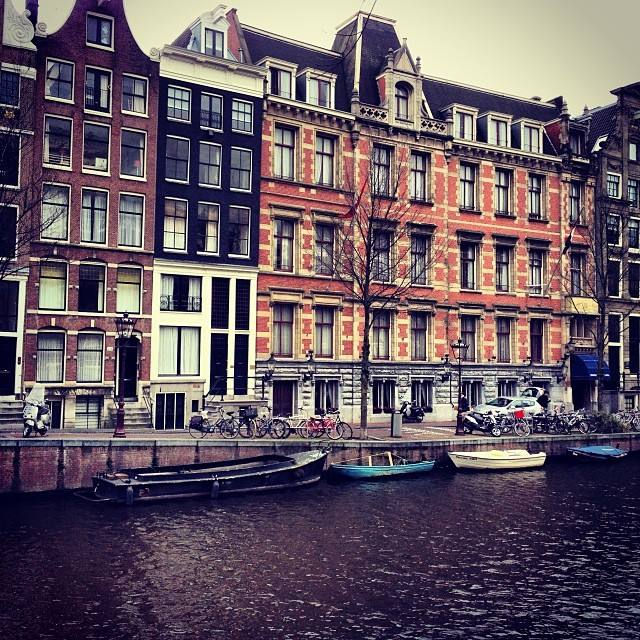 Amsterdam. This place had special significance because I was able to visit the Anne Frank House and it was also featured in The Fault in Our Stars (which is coming out in theaters this June). It's crazy that I visited Indianapolis AND Amsterdam within a year of reading John Green's book.
